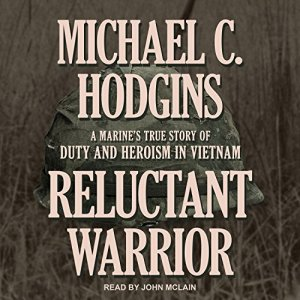 Reluctant Warrior audiobook cover art