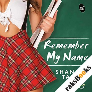 Remember My Name audiobook cover art