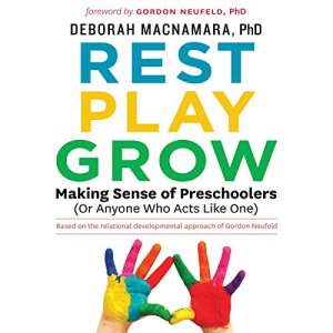 Rest, Play, Grow audiobook cover art