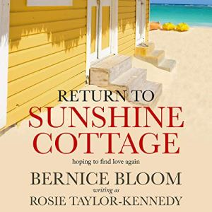 Return to Sunshine Cottage audiobook cover art