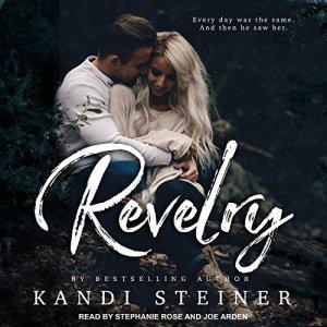 Revelry audiobook cover art