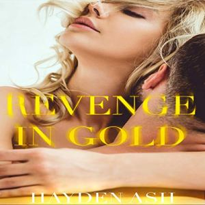 Revenge in Gold audiobook cover art