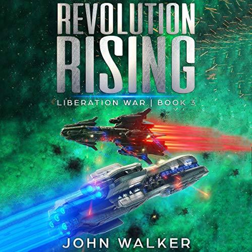 Revolution Rising audiobook cover art