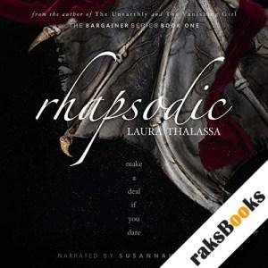 Rhapsodic audiobook cover art