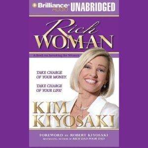 Rich Woman audiobook cover art