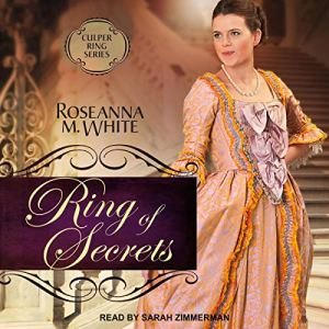 Ring of Secrets audiobook cover art