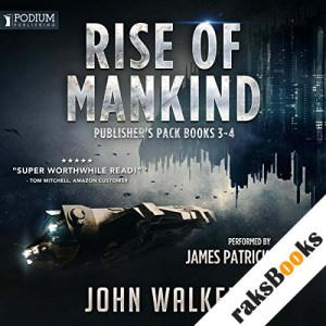 Rise of Mankind: Publisher's Pack 2 audiobook cover art