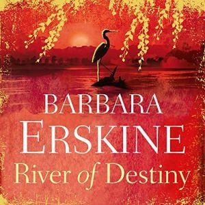 River of Destiny audiobook cover art