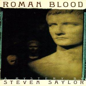 Roman Blood audiobook cover art