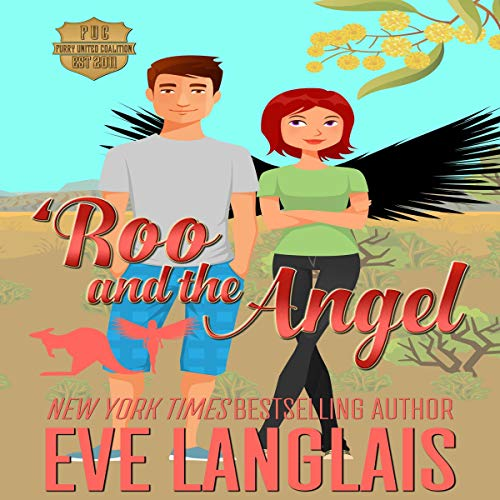 'Roo and the Angel audiobook cover art