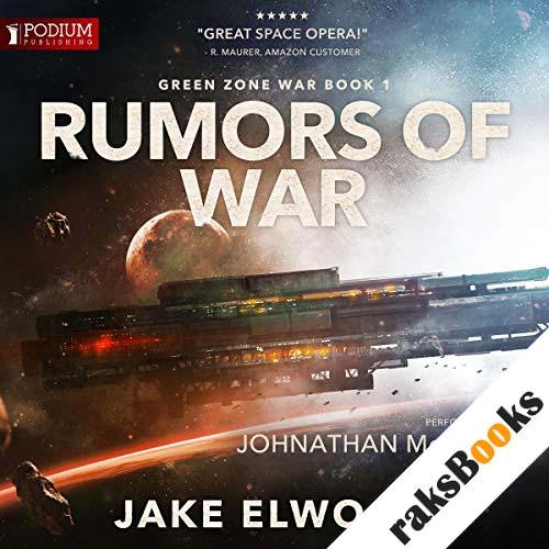 Rumors of War audiobook cover art