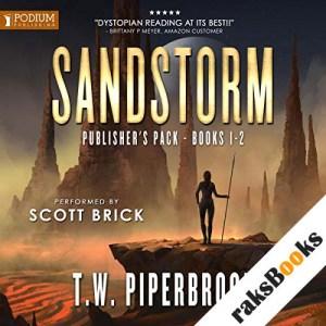 Sandstorm: Publisher's Pack audiobook cover art