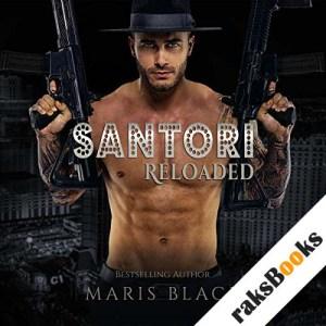 Santori Reloaded audiobook cover art