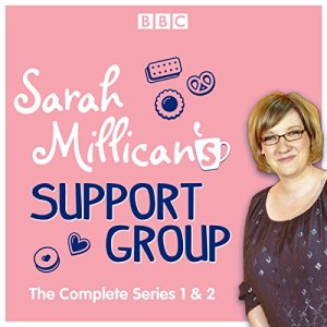 Sarah Millican's Support Group audiobook cover art