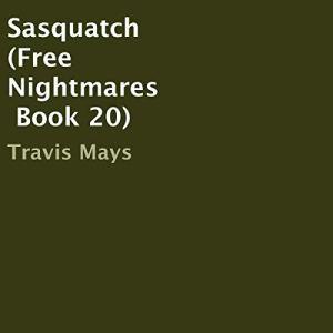 Sasquatch audiobook cover art