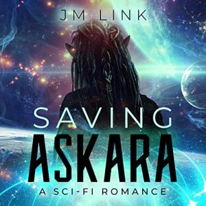 Saving Askara audiobook cover art