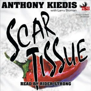 Scar Tissue audiobook cover art