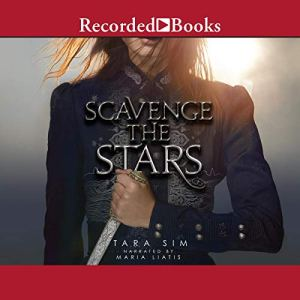 Scavenge the Stars audiobook cover art