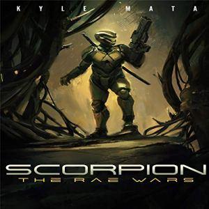 Scorpion: The Rae Wars audiobook cover art