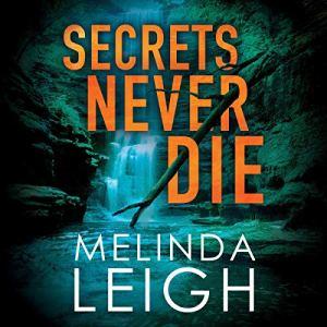Secrets Never Die audiobook cover art