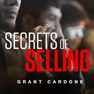 Secrets of Selling audiobook cover art