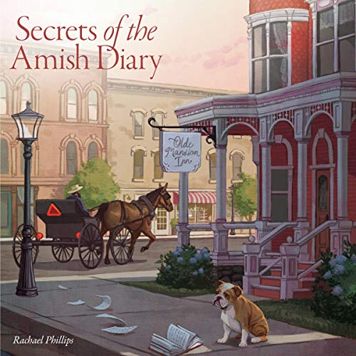 Secrets of the Amish Diary audiobook cover art