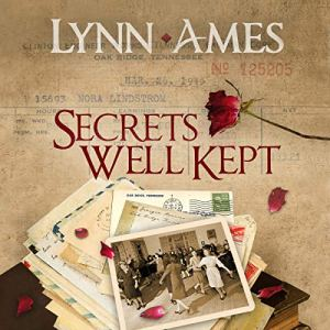 Secrets Well Kept audiobook cover art