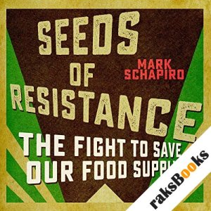 Seeds of Resistance audiobook cover art