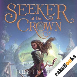 Seeker of the Crown audiobook cover art