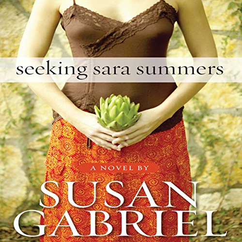 Seeking Sara Summers audiobook cover art