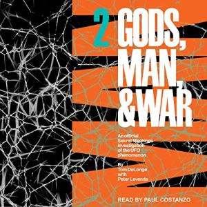 Sekret Machines: Man audiobook cover art