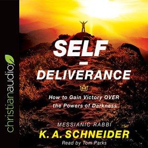 Self-Deliverance audiobook cover art