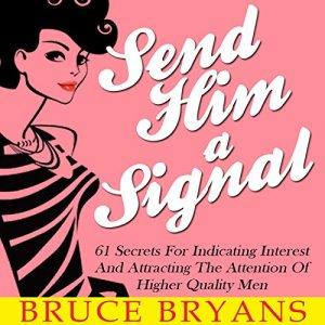 Send Him a Signal audiobook cover art