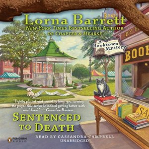 Sentenced to Death audiobook cover art
