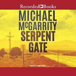 Serpent Gate audiobook cover art