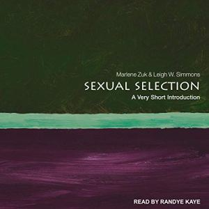 Sexual Selection audiobook cover art