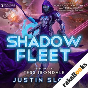 Shadow Fleet audiobook cover art