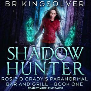 Shadow Hunter audiobook cover art