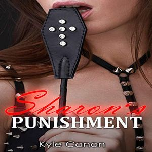 Sharon's Punishment audiobook cover art