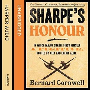 Sharpe's Honour: The Vitoria Campaign, February to June 1813 audiobook cover art
