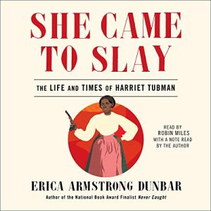 She Came to Slay audiobook cover art