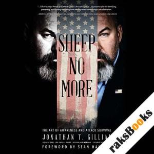 Sheep No More audiobook cover art