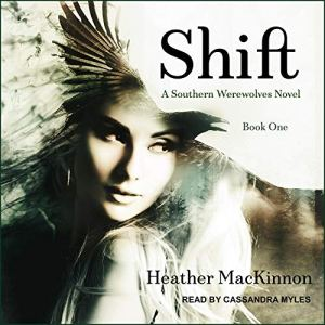 Shift audiobook cover art