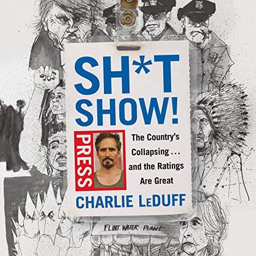 Sh*tshow! audiobook cover art
