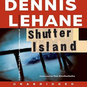 Shutter Island audiobook cover art