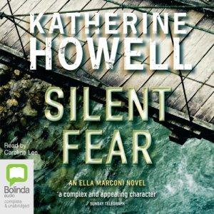 Silent Fear audiobook cover art