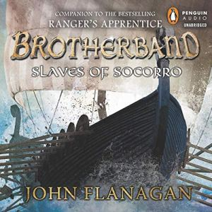 Slaves of Socorro audiobook cover art