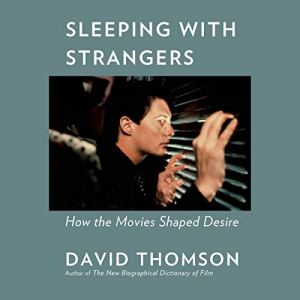Sleeping with Strangers audiobook cover art
