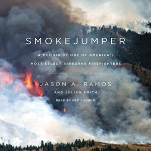 Smokejumper audiobook cover art