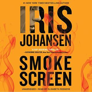 Smokescreen audiobook cover art